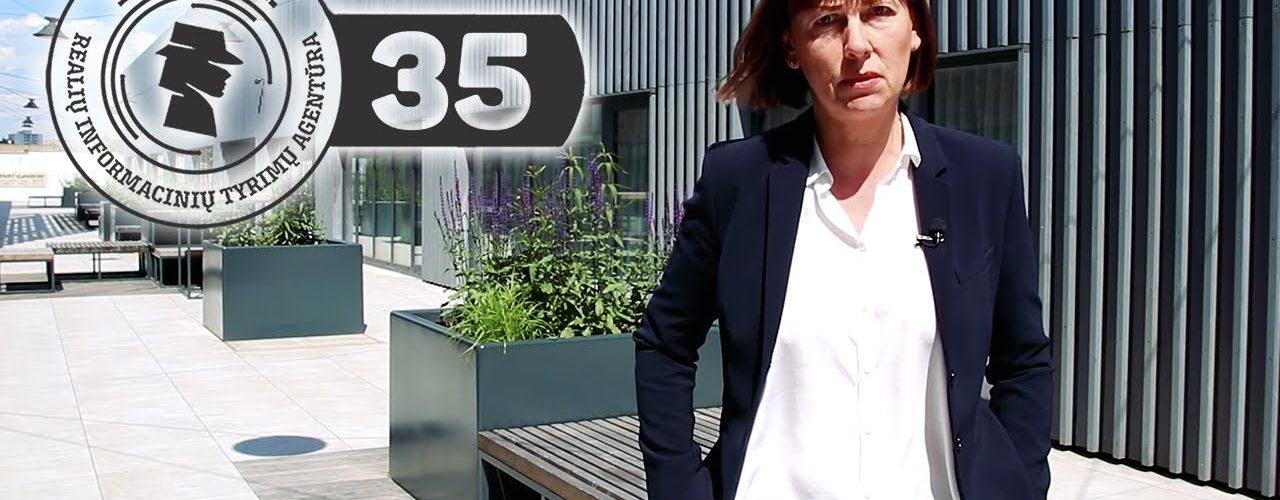 Savivaldybės stogas darbo įstatymų pažeidimams || R.I.T.A.|| S01E35