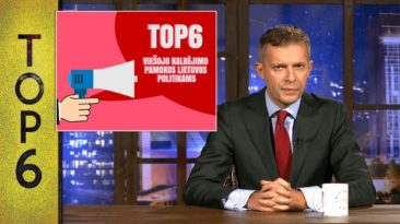 TOP6 viešojo kalbėjimo pamokos Lietuvos politikams || Laikykitės ten su Andriumi Tapinu