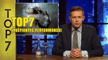 TOP7 įkvepiantys politiniai performansai || Laikykitės ten su Andriumi Tapinu