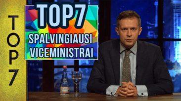 TOP7 Spalvingiausi viceministrai || Laikykitės ten su Andriumi Tapinu