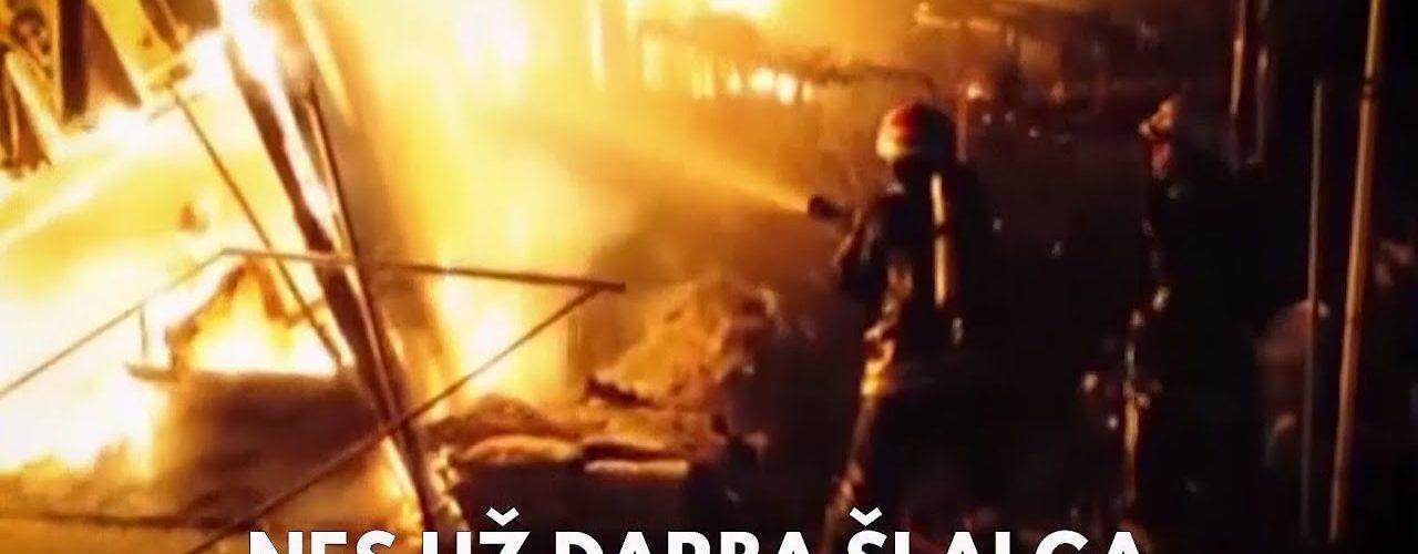 Ugniagesių daina