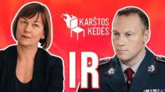 Oficialu: Vyriausybė nori naujo komisaro || Karštos kėdės