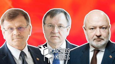LVŽS forsuotas balsavimas dėl Pranckiečio ir dar vienas Karbauskio pralaimėjimas || Karštos kėdės