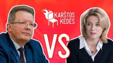 Kas ima viršų Lietuvoje - vėžys ar onkologai? || Karštos kėdės