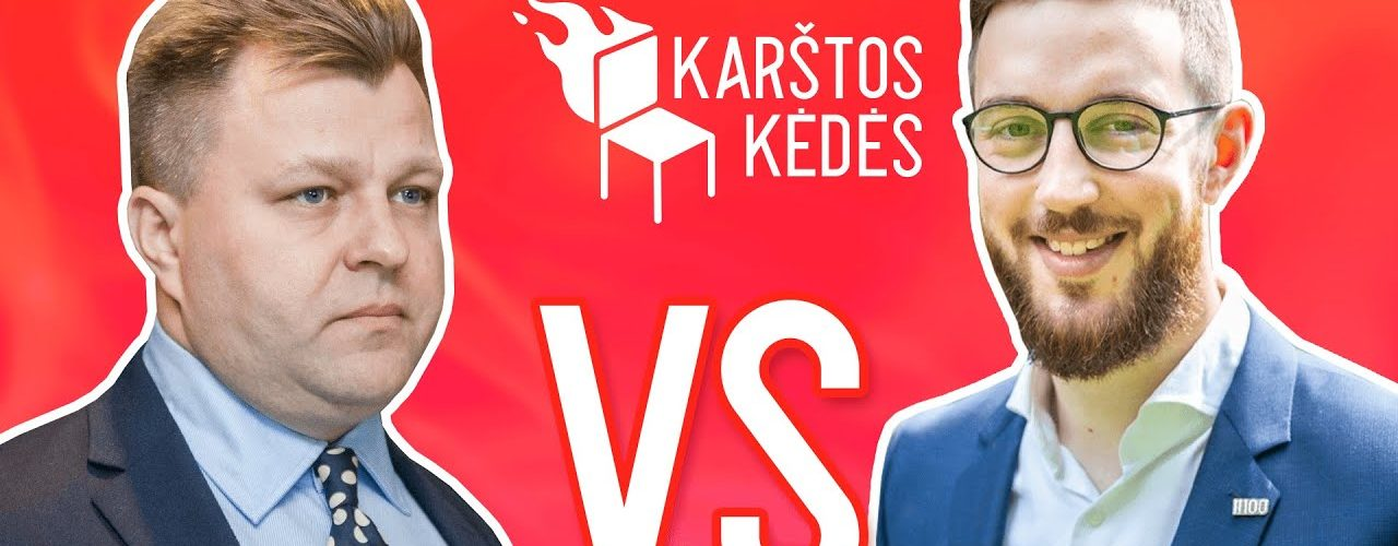 Ar švęsime Vilniuje Mao pergalę? || Bužinskas VS Adomėnas || Karštos kėdės
