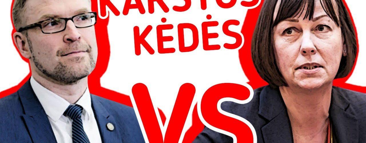 Viešieji pirkimai SADM – be jokios kontrolės | Linas Kukuraitis | Karštos kėdės