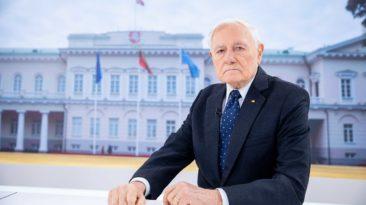 Valdas Adamkus: netikiu, kad po visų neįtikėtinų nesąmonių Seimas susitaikys ir dirbs Lietuvai