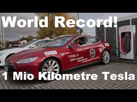 """Net po 600 km kasdien ir jis vis dar važiuoja – pirmą kartą """"Tesla Model S"""" elektromobilio savininkas įveikė 1 milijoną kilometrų ir pasidalino savo asmenine patirtimi"""