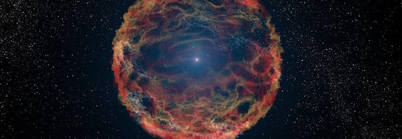 Tokio reiškinio mokslininkai dar nebuvo regėję: per 60 metų ta pati žvaigždė sprogo net 2 kartus - kaip tai gali būti?