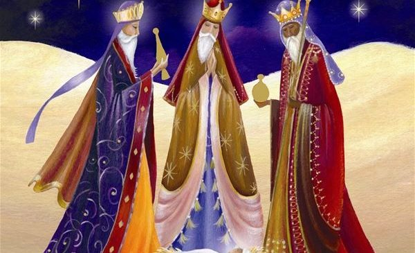 Trys karaliai atkeliauja į Kauną!