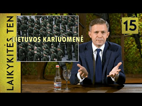 Lietuvos kariuomenė ir stadionas    Laikykitės ten su Andriumi Tapinu    S04E15