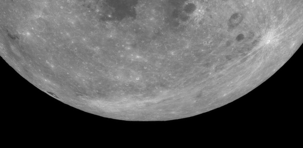 Mėnulyje bus galima statyti observatoriją