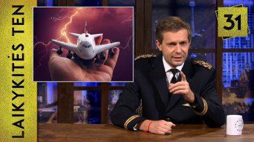 Pandemijos nutupdyta aviacija || Laikykitės ten su Andriumi Tapinu || S04E31