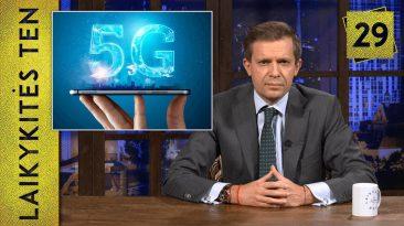 5G ir sąmokslo teorijos || Laikykitės ten su Andriumi Tapinu || S04E29