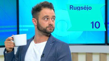 Tiek žinių: Seimo šou | Susirgimų pikas | Emocinė pagalba | Baltarusija || Laisvės TV