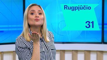 Tiek žinių: Mokslo pamatai | Rekomendacijos darbui | Baltijos sesių sankcijos | Batkos gimtadienis