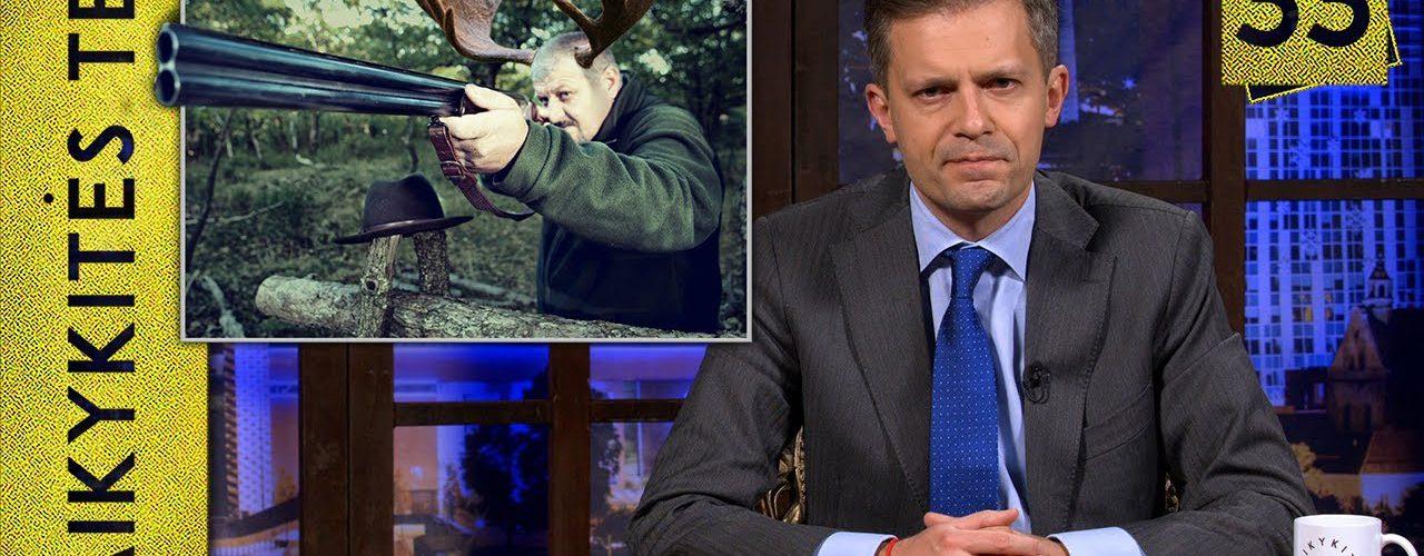 Lietuviškos medžioklės ypatumai || Laikykitės ten su Andriumi Tapinu || S04E33